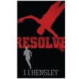 Interview with J.J. Hensley, author of Resolve
